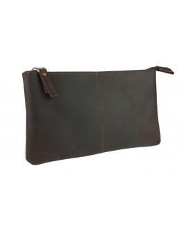 Коричневый мужской кожаный клатч 77818-SKE