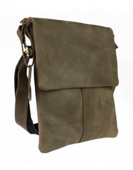 Кожаная сумка планшетка мужская 77825-SKE