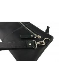 Черный мужской кожаный клатч 77918-SKE