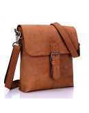 Фотография Отличная кожаная сумка через плечо для мужчин 78036