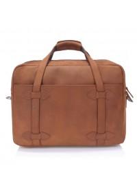 Добротная удобная сумка мужская из лошадиной кожи 78044
