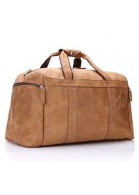 Дорожная мужская сумка из прочной конской кожи 78045