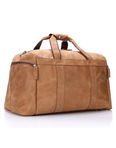 Фотография Дорожная мужская сумка из прочной конской кожи 78045