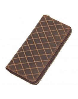 Мужское кожаное коричневое портмоне 78127-1R