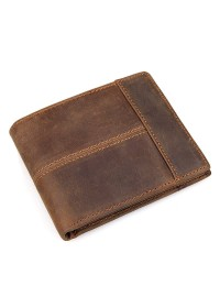 Мужское кожаное коричневое портмоне 78145R