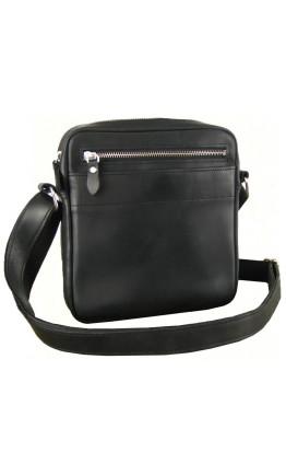 Черная небольшая сумка для мужчин 78655-SGE