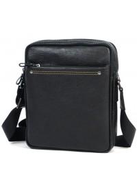Кожаная мужская сумка на 2 отделения 78709A