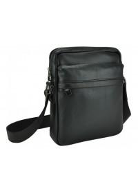 Мужская сумка на плечо черная 78721A