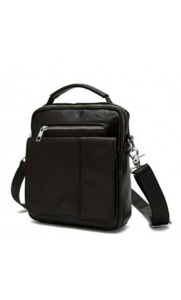Мужская сумка из натуральной коричневой кожи 78806C