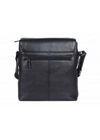 Кожаная мужская сумка на плечо 7891-4 BLACK
