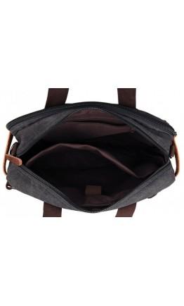 Большая тканевая мужская сумка, формат ноутбука 17 79030A-2