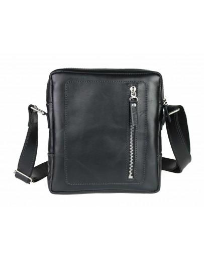 Фотография Вертикальная мужская сумка на плечо без клапана 79629-SKE