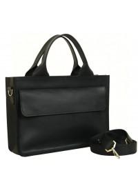 Мужская кожаная черная сумка 799900W-SGE
