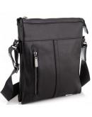 Фотография Сумка мужская на плечо планшетка кожаная Tiding Bag 80261A