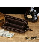 Фотография Классная барсетка из натуральной говяжьей кожи 78028C