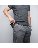 Фотография Стильное мужское портмоне из превосходной кожи лошади 78032C