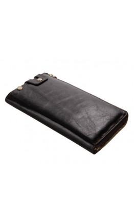 Стильная коричневая барсетка для мужчины 78036C