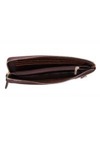 Удобный коричневый клатч для мужчин 78040C