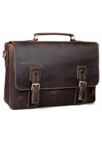 Брутальный портфель из воловьей кожи 780692C