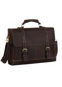 Стильный мужской портфель из воловьей кожи 78111T