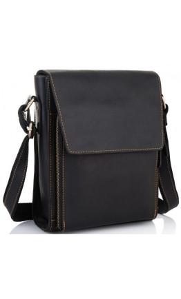 Кожаная сумка плечевая мужская G8843-1A