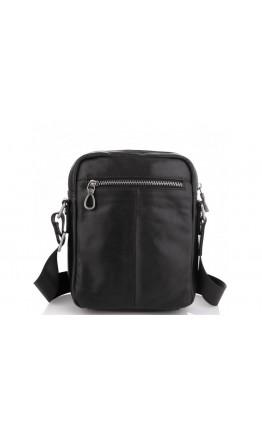 Мужская кожаная сумка на плечо Tiding Bag 8913A