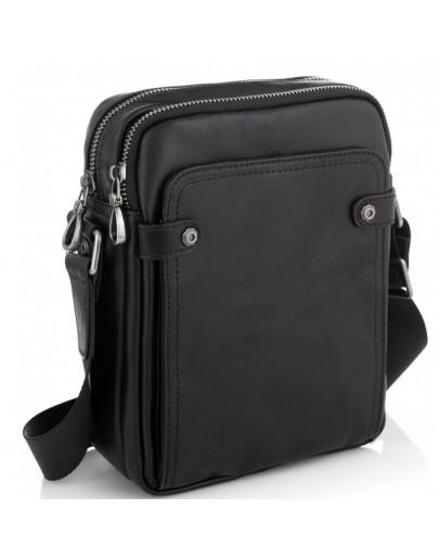 Фотография Мужская кожаная сумка на плечо Tiding Bag 8913A