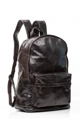 Рюкзак мужской из натуральной кожи 9007J