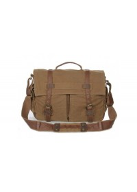 Модная и классная тканевая сумка на плечо 79009C-1