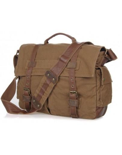 Фотография Модная и классная тканевая сумка на плечо 79009C-1