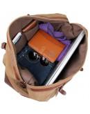 Фотография Большая тканевая сумка для спорта и путешествий 79038c