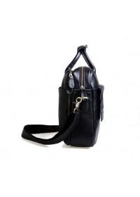 Элегантный и стильный мужской портфель из натуральной кожи 79277