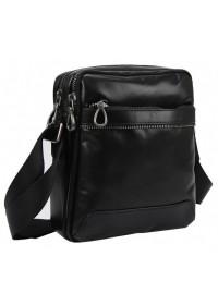 Черная сумка на плечо Tiding Bag 9823A