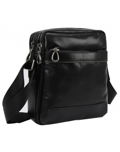 Фотография Черная сумка на плечо Tiding Bag 9823A
