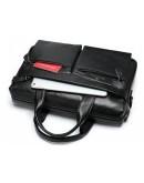 Фотография Кожаная мужская сумка A25-7122A