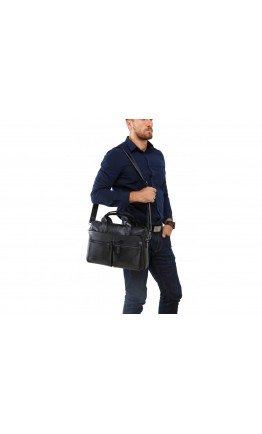 Кожаная мужская сумка A25-7122A