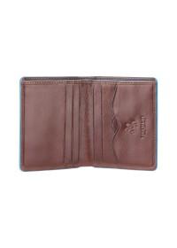 Коричневый кошелек для мужчины Visconti ALP84 Smith (Italian Brown)