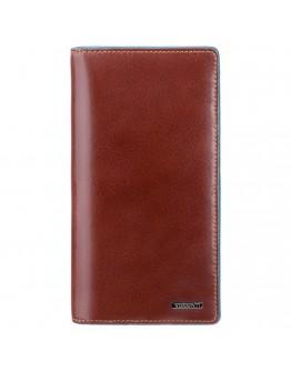 Коричневое портмоне для мужчин Visconti ALP88 Jean-Paul с RFID (Italian Brown)