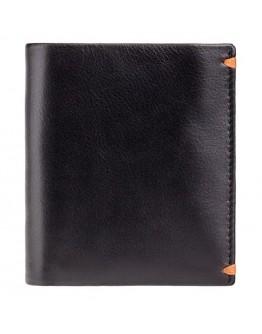 Оригинальный кошелек для мужчин Visconti AP61 Brig (Black Orange)