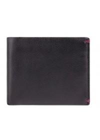 Кошелек для мужчины Visconti AP62 Montreux (Black Burgundy)