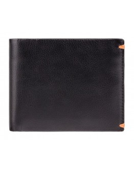 Мужской кошелек Visconti AP62 Montreux (Black Orange)