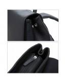 Фотография Черный мужской рюкзак среднего размера B3-1630A