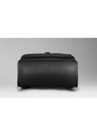 Рюкзак черный мужской из натуральной кожи B3-1683A