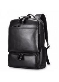 Очень вместительный рюкзак мужской черный B3-1697A
