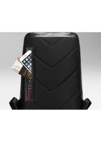 Модный кожаный мужской рюкзак B3-2039A