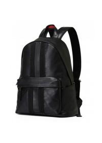 Мужской кожаный стильный рюкзак B3-2045A