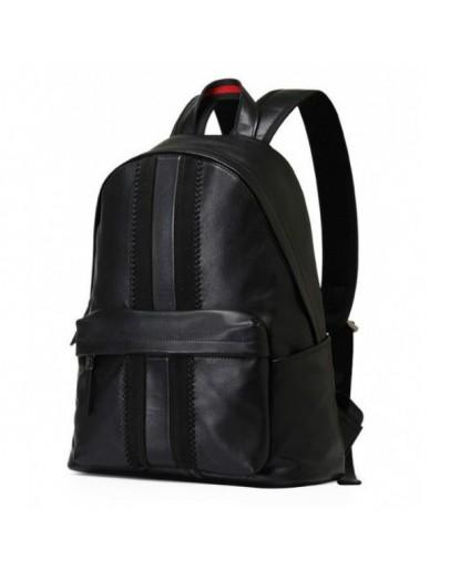 Фотография Мужской кожаный стильный рюкзак B3-2045A