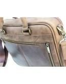 Фотография Кожаная мужская сумка BLACK DIAMOND BD2CCRH