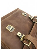 Фотография Мужской портфель из натуральной кожи BLACK DIAMOND BD50V1C
