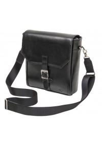 Мужская кожаная сумка на плечо BLACK DIAMOND BD51A